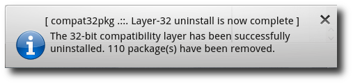 The trigger 'trigger-layer32-removed-notify'